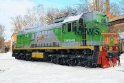 Tests Finished with Success for TEM18V Locomotive