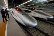 China Approves $35,8 billion in Railway Modernization Projects