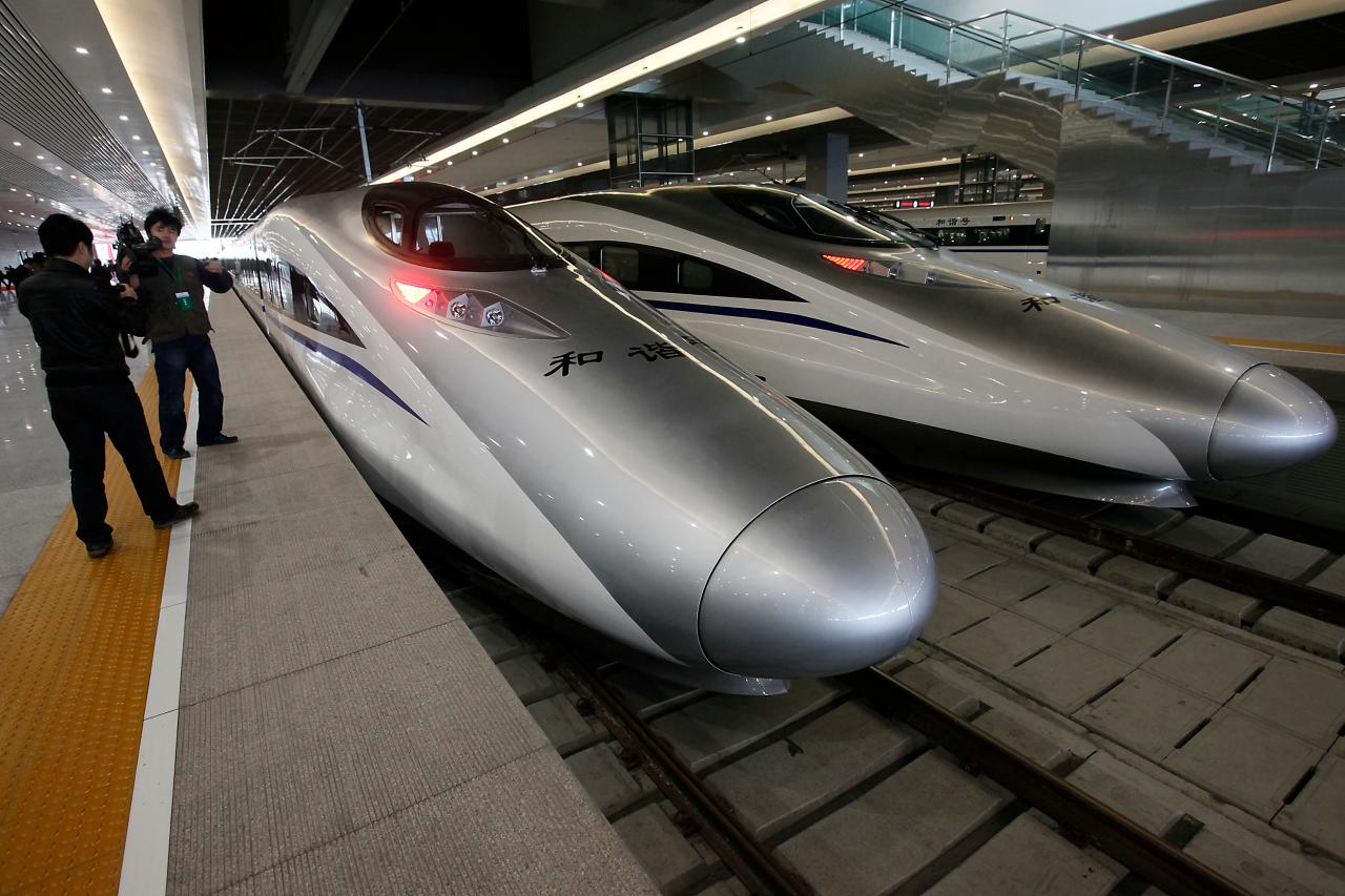 China-Thai Railway will be Completed in 5 years