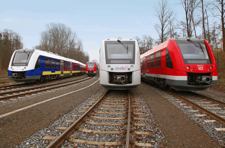 Alstom inaugurates the first Régiolis for the Franche-Comté region