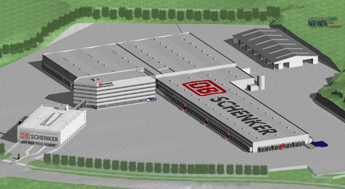 """DB Schenker Opens """"Terminal of the Future"""" in Finland"""