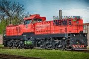 TMH is Testing the Innovative Hybrid Class TEM35 Shunting Locomotive