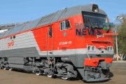Factory Testing for 2TE25AM Diesel Locomotive Completed Successfully