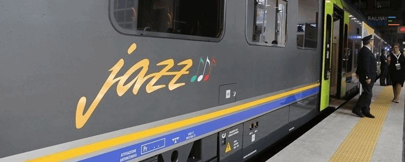 Alstom Jazz Train has been Delivered to the Abruzzo Region