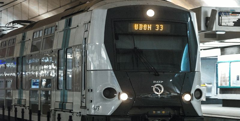 Alstom and Bombardier Deliver the 100th MI09 Trainset to STIF and RATP