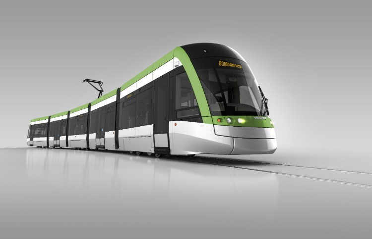 Bombardier Signs a Contract for Toronto Eglinton Crosstown Line