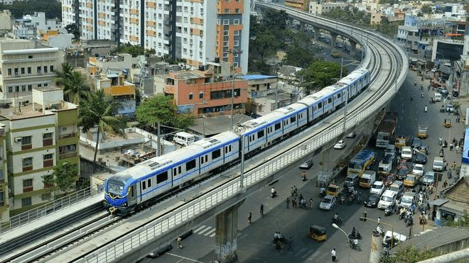 Chennai Becomes 6th Indian City with Metro