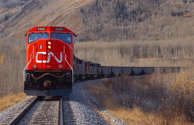 CN Informs Better-Than-Expected Results