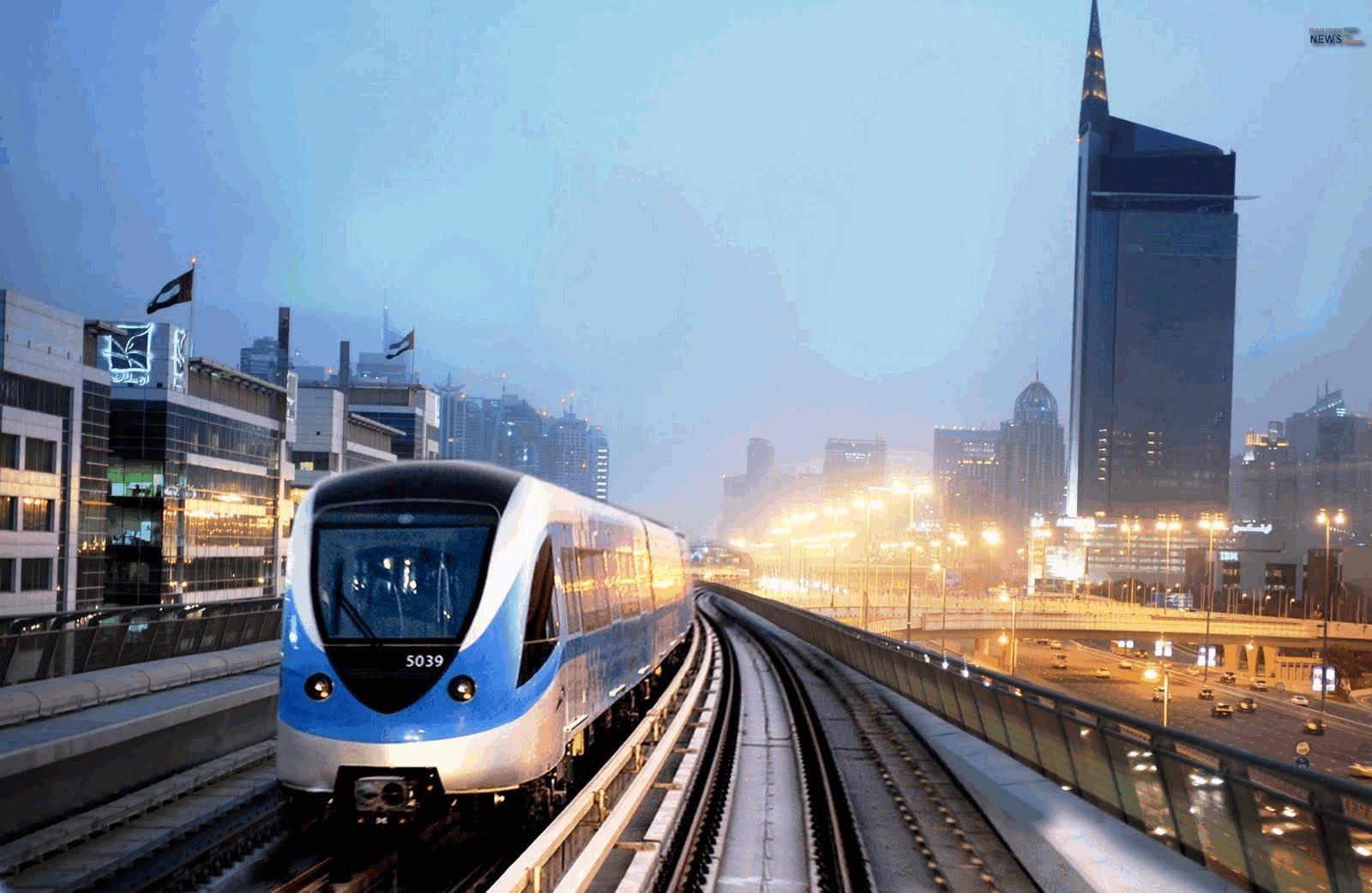 Dubai's Metro an Inspiration for GCC
