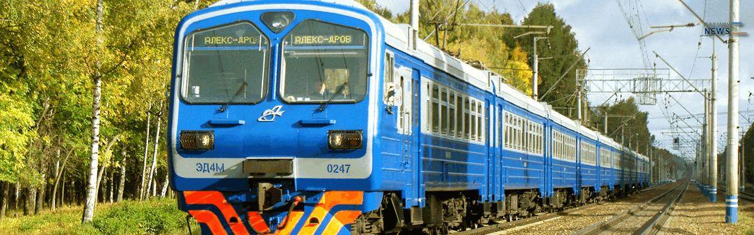 DMZ Delivers Renewed EMUs to RZD