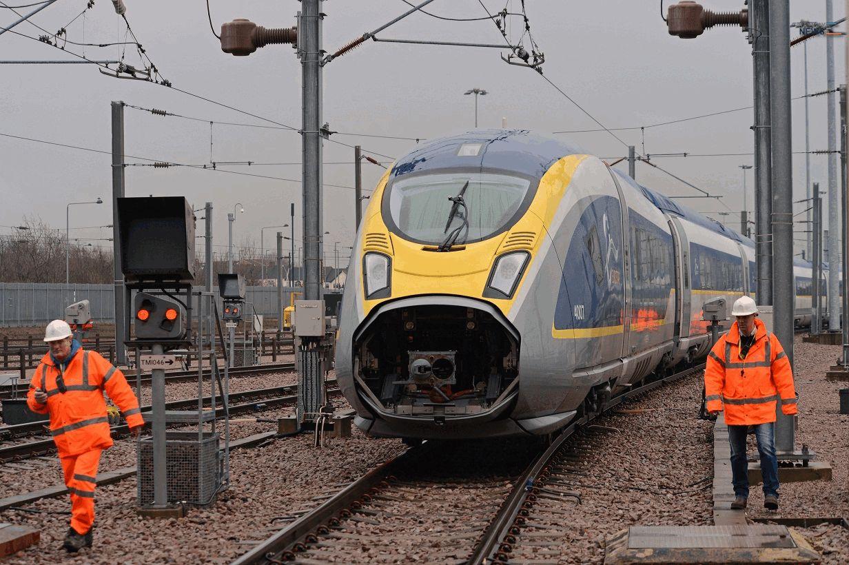 Eurostar Announced Highest Number of Passengers