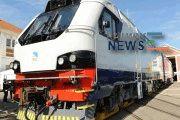 Transmashholding and Alstom transport Consortium Supply Electric Locomotive for KTZ