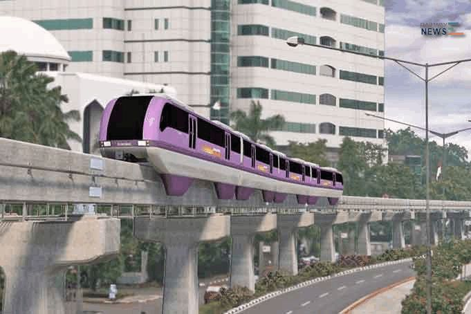 Jakarta Monorail Project is Finally Cancelled