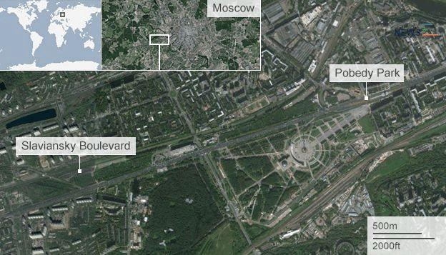 Metro Crash in Moscow
