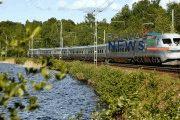 Knorr-Bremse will Modernise SJ High-Speed Fleet