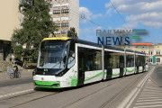 Skoda Trams Starts to Operate with Passenger in Milkolc