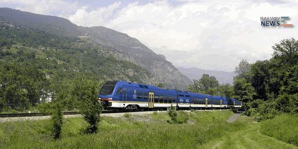 Stadler Rail Produces Bi-Modal Flirt Train