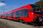 Stadler Produces 1st Intercity for Sweden in Record One Year Time