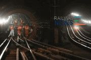 Colas Rail Build Algeria Metro Extension