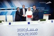 Alstom, ACCIONA and Gulermak sign a contract with RTA for the extension of Dubai Metro's Red line