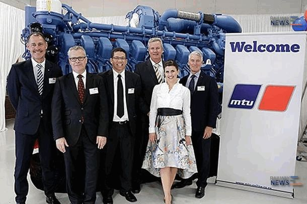 Rolls-Royce officially opens MTU South Africa's upgraded facility in Cape Town