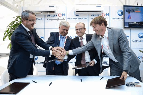 Alstom Unveils to Build Signalling R&D Centre in Russia