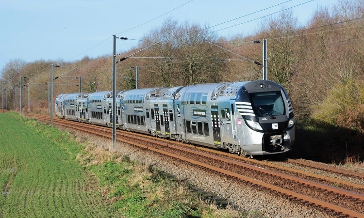 Bombardier to Supply 4 Additional EMUs for Brittany in France