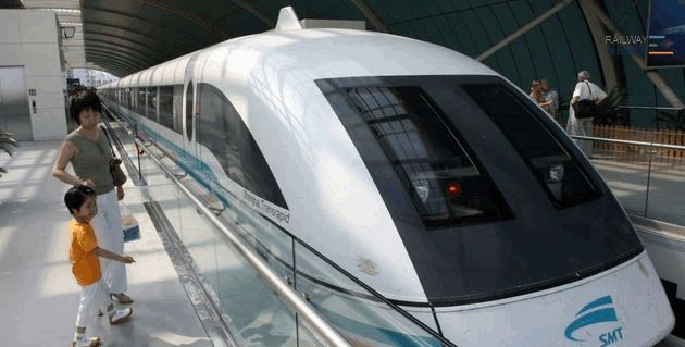 China Plans to Develop Maglev Train that can Exceed 600km/hour