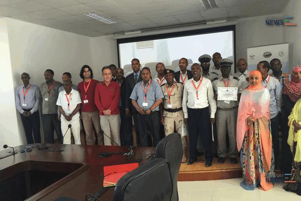 TCDD has been Held a Training Program in Djibouiti