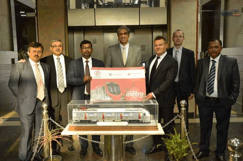 Consortium of Datamatics & Mikroelektronika wins AFC Contract for Lucknow Metro Project
