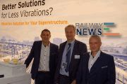 Getzner Presents Optimised Solutions for Turnouts and Transitions at InnoTrans 2016