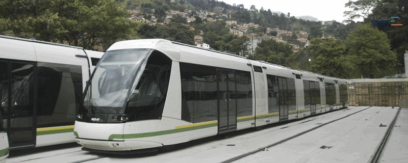 Medellin First Tram has been Tested on Ayacucho Tram Line