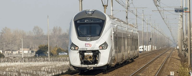 Alstom to Suplly 34 Coradia Liner Trains for SNCF