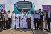 Alstom Delivers the First Kochi Metro Trainset