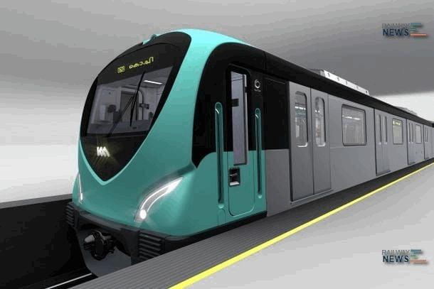 Alstom Unveiled Kochi Metro Design