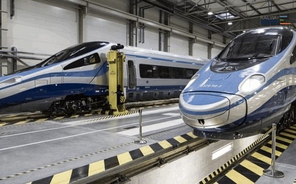 Pendolino HS Trains Reach 10 million kms in Poland