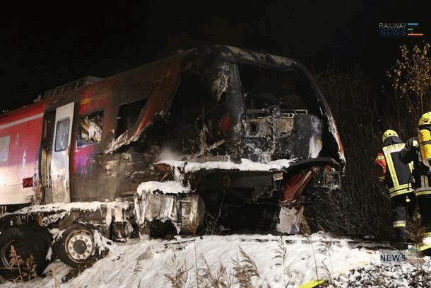 At Least 2 Dead Train Collides in Bavaria