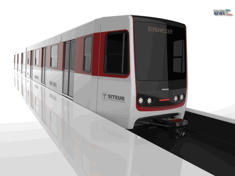Bombardier  to Supply Light Rail Vehicles for Guadalajar
