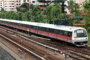 Singapore LTA Order 12 Trains