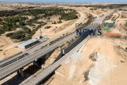 Israel Railway Connects New Negev Line to the Network