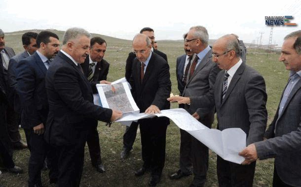Final Countdown Started For The Inauguration Of Kars Logistic Center