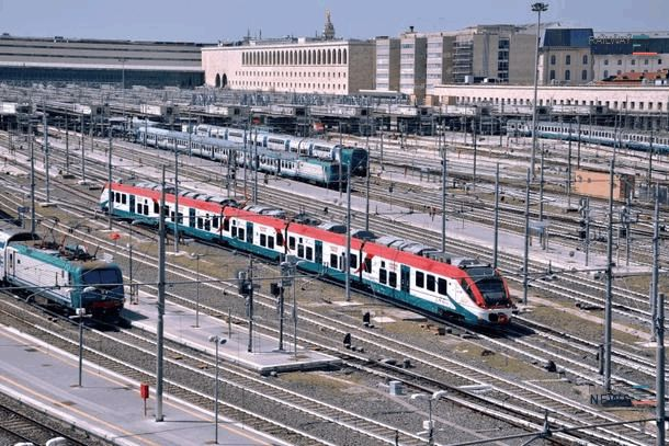 Coradia Meridian Trains Entered into Commercial Service in Italy