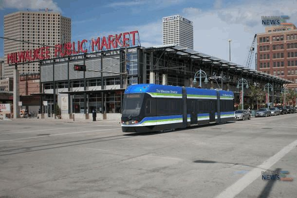 Milwaukee Chooses Liberty Streetcars to Starter Line
