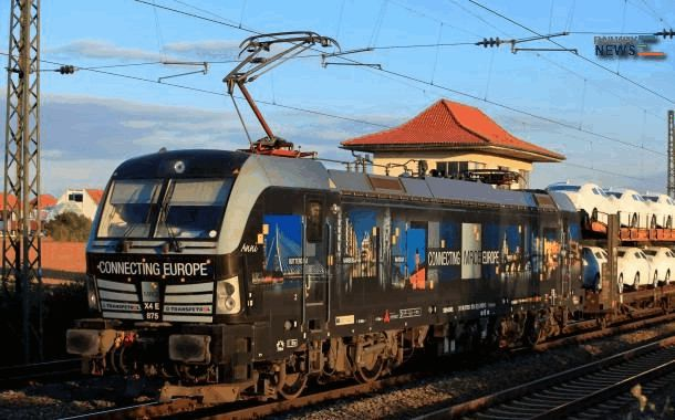 Siemens to Supply 10 Vectron Locomotives to MRCE