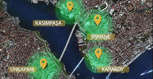 Underwater tunnel to be built crossing Istanbul's Golden Horn