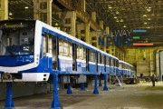 Vagonmash to Start Deliveries of New NeVa Metro Cars for St Petersburg Metro