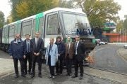 Alstom and RATP Celebrated the 67th MP05 Metro Train