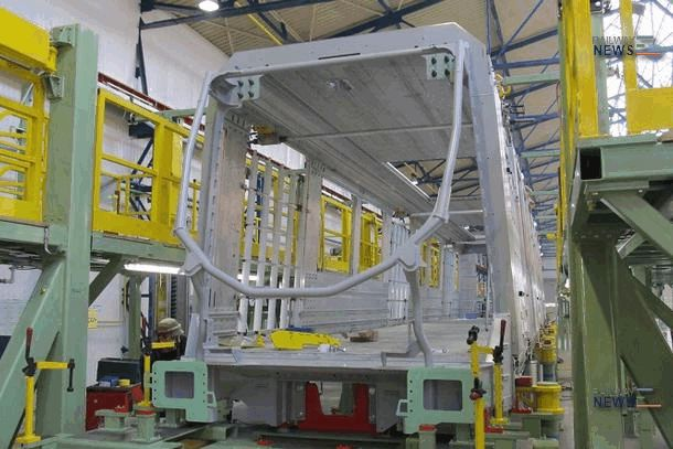 Alstom Begins to Product for the Riyadh Metro Trains
