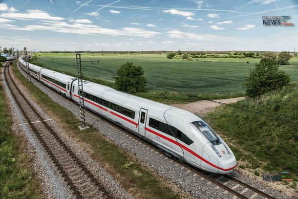 Siemens Builds ICx Trains for Deutsche Bahn