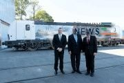 Siemens Opens a New Service Center for Locomotives in Munich